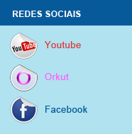 redes sociais