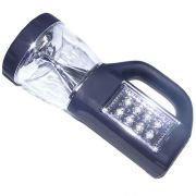 Lumin�ria de Emerg�ncia 24 Leds KH-888 3 Fases de 8 Leds
