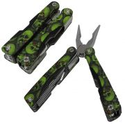 Alicate Canivete Multiuso Kit Ferramentas 6 em 1 WMTAA2-2 de A�o Inox