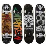 Skateboard Semi-Profissional Pr� Mega Rampa BelSports cod 4030