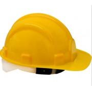 Capacete de Seguran�a - Amarelo Classe A e B com Selo Inmetro 29.792