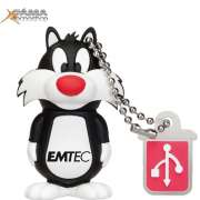 PEN DRIVE 4GB EMTEC LONEY TUNES SYLVESTER