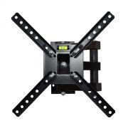 Suporte de parede Brasforma SBRP140 Preto S1427 para TV LCD LED Plasma 3D 10 a 55 polegadas