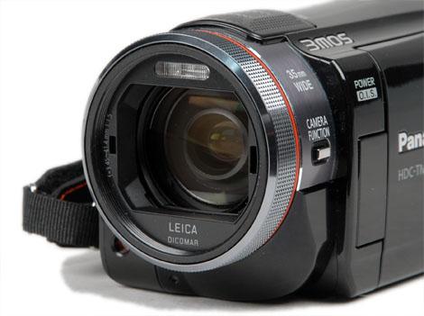 FILMADORA Panasonic - HDC-TM900PUK - Full HD, 3MOS, 3D compatible, 14.2MP, 12xOptical Zoom, 20x Zoom Inteligente,3.5� LCD Touch Screen, 32Gb Memory, EVF, Manual Ring