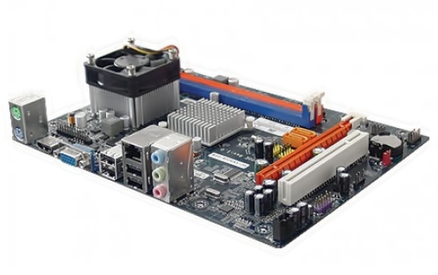 Placa M�e Via pc-1 VX900E + Processador C7-D 1.8 Ghz