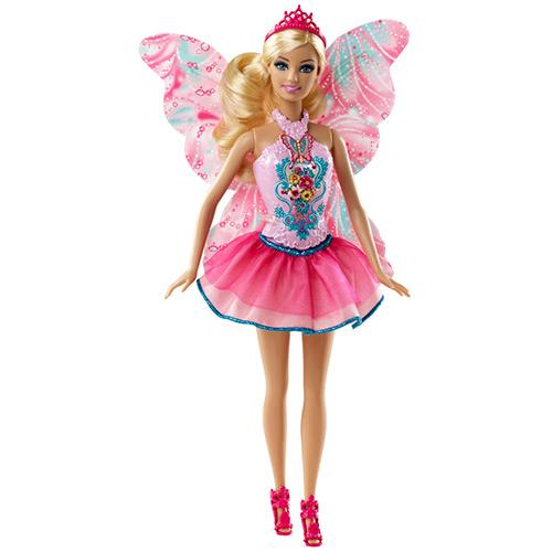 Boneca Barbie Mix Match Fada Loira - Mattel