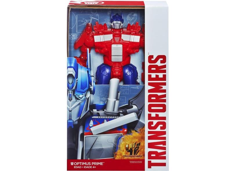 Boneco Transformers Grande Optimus Prime - Hasbro