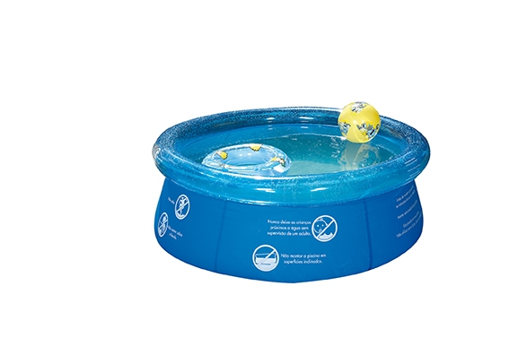Piscina Infl�vel Splash Fun 1000 Litros - MOR