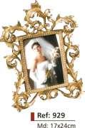 Porta-retrato - Bronze polido -   ref: 929