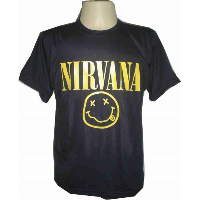 Camiseta BANDA NIRVANA  - F�brica de Camisetas Impakto