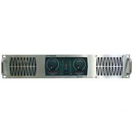 PP5002 - Amplificador Est�reo 2 Canais 5000W PP 5002 - Attack