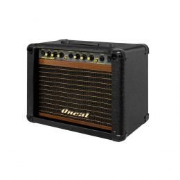 Amplificador Combo p/ Guitarra 30W Preto OCG 100F - Oneal