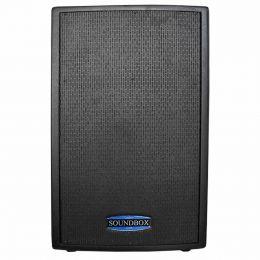MS15 - Caixa Ativa 500W MS 15 Preta - SoundBox