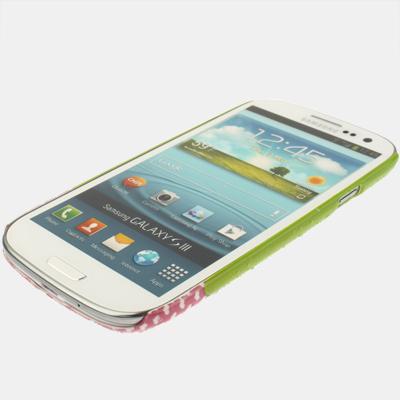 Capa Personalizada Ice Cream Drops para Samsung Galaxy S3 S III i9300