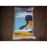 FILTRO DE PAPEL Descart�vel Aspirador Electrolux Wap KIT com 3 sacos cada (20 LITROS) - Tempo de Casa