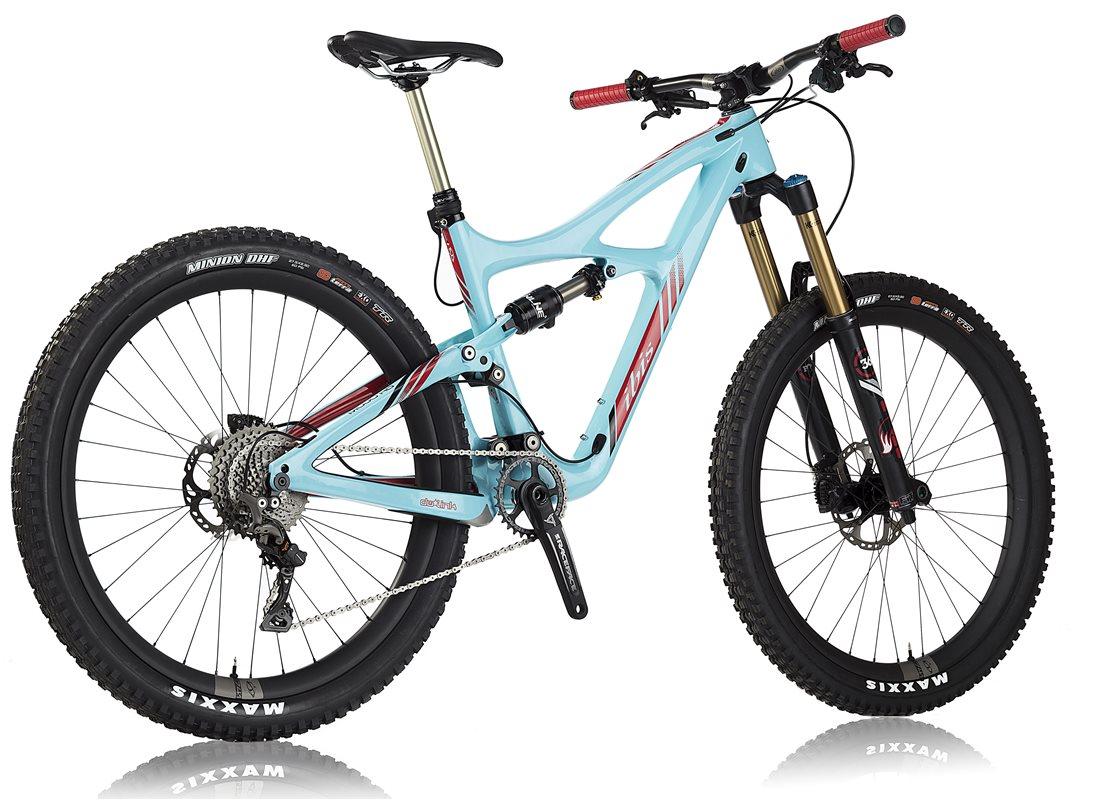 Bicicleta Ibis Mojo HD3 3� Gera��o 27.5 (650B)