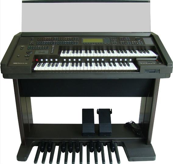 �rg�o Eletr�nico Yamaha Electone EL 90. Made in Japan!