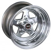 Weld Polished Prostar 15X8