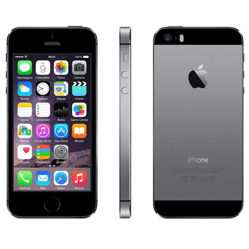 Iphone 4S Usado, Perfeito. Apple, 16G, wifi, 3G. Produto na Embalagem.