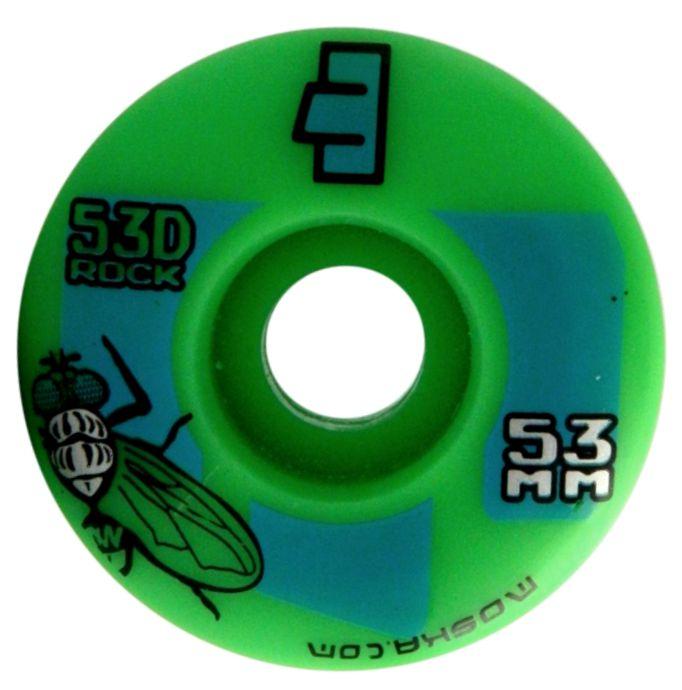 Roda Moska Skate 53 mm 101 A  Verde