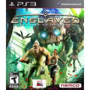 Enslaved: Odyssey to the West (Seminovo) - PS3  - FastGames - Gamers levados a s�rio