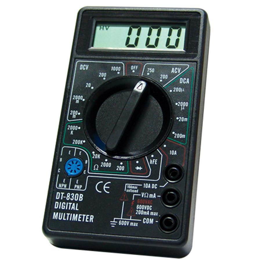 Multimetro Digital DT830B - Multitoc