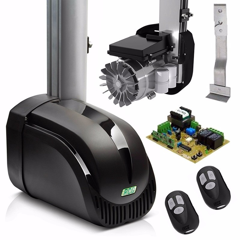 Automatizador Basculante 1/4 HP RCG Bv Lift Maxi 1,4 Mts