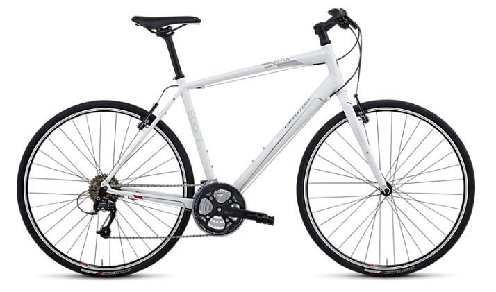 Specialized Cirrus Sport - 2013