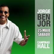 Jorge Ben Jor - 25/05/13 - Campinas - SP - TK INGRESSOS