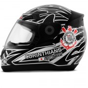 CAPACETE OFICIAL TIME PROTORK CORINTHIANS