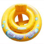 Boia Infantil Baby - Bote Infl�vel - Assento Em Faixa Intex