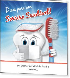 Folder SA�DE BUCAL PEDIATRIA - Ref. 2206