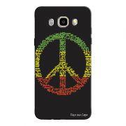 Capa Personalizada Exclusiva Samsung Galaxy J5 2016 Peace - AT04