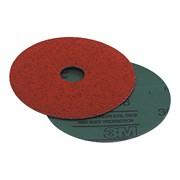 Disco de Lixa (Fibra) - 4.1/2 Pol - 283C - 3M