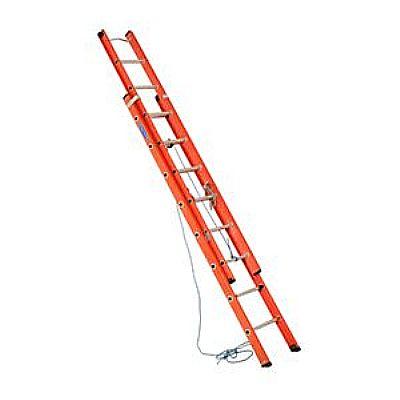Escada de Fibra de Vidro Extensiva Vazada - EFV29 - COGUMELO