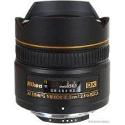 Lente Nikon Af Fisheye Nikkor 10.5mm F/2.8 G Ed Promo��o