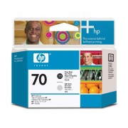 Cabe�a de impress�o HP 70 C9407A Photo Black   Light Gray   Z2100   Z5200   L3S81A   B9180
