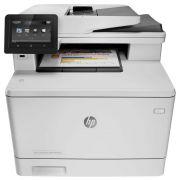 Multifuncional HP Color LaserJet Pro MFP M477FDW Duplex e Wireless