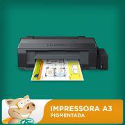 Impressora Epson L1300 com 500ml Tinta Pigmentada