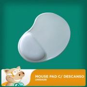 Mouse Pad com Descanso