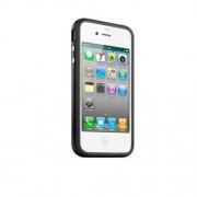 Case para iPhone 4 Bumper Preto MC839ZM/B Apple