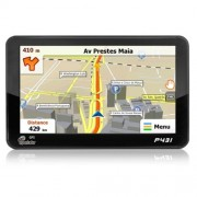 GPS Tela 4.3 Apontador P431