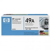 Toner HP 49A Q5949A Preto 11603/1320/3390/3392