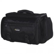 Bolsa para Camera Digital Profissional WF WB3427 Preta Fancier