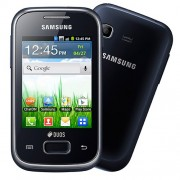 Smartphone Samsung Galaxy Pocket Duos GT-S5302 Dual CHIP, 3G, WI-FI, Android 2.3, Processador 832MHZ
