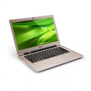 Ultrabook ACER NXM1FAL017 S3-391-6647 com INTEL I5-2467M 320GB 4GB WIND 7 Home Basic 13.3 LED HD