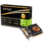 Placa de Video PCI EXPRESS 2GB GT 640 DDR3 128BITS HDMI/DVI/MINI-HDMI Zotac ZT-60206-10L