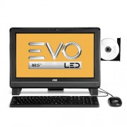 ALL IN ONE AOC EVO 9325U com AMD Dual Core E-350D, 2GB, HD 500GB, LED 18,5 - Linux