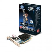 Placa de Video PCI EXPRESS 1GB DDR3 ATI Radeon HD5450 292DD3LSP