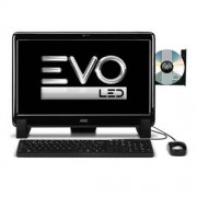 ALL IN ONE AOC 20�� EVO AMD 2GB 500GB W8SL- WI-FI